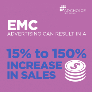 EMC Sales Increase
